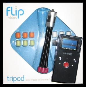 Flip Mini HD with Tripod
