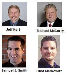 March 18 Webcast Speakers